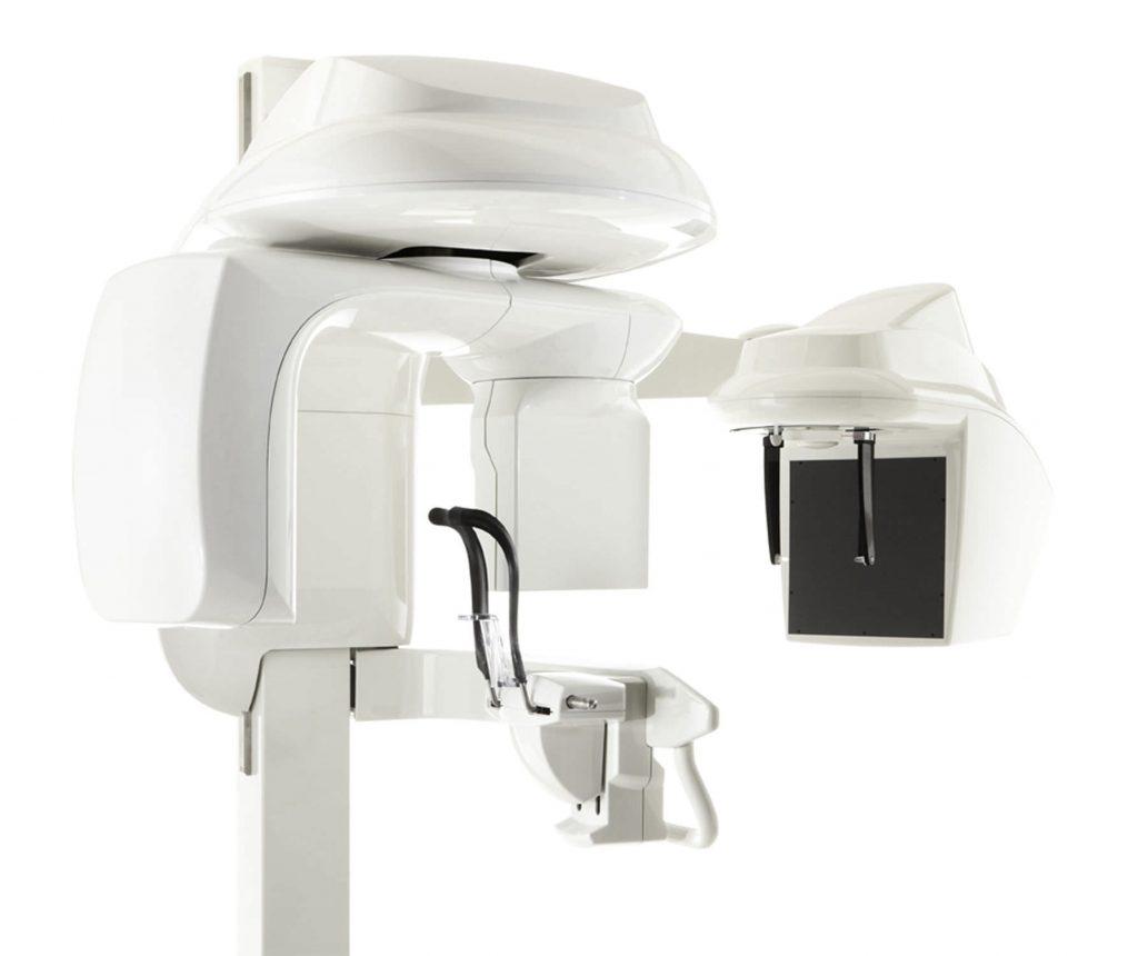 Panoramic X-ray system (dental radiology) / dental CBCT scanner / digital