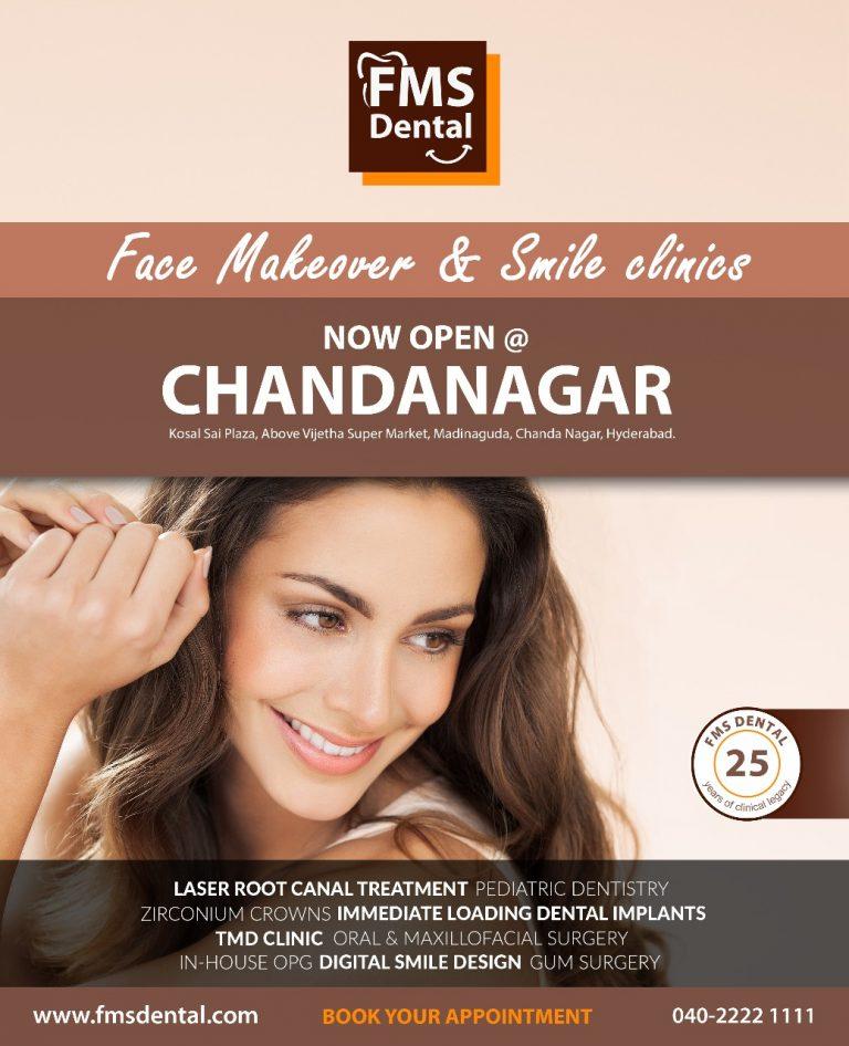 Best dental clinic in chandanaga