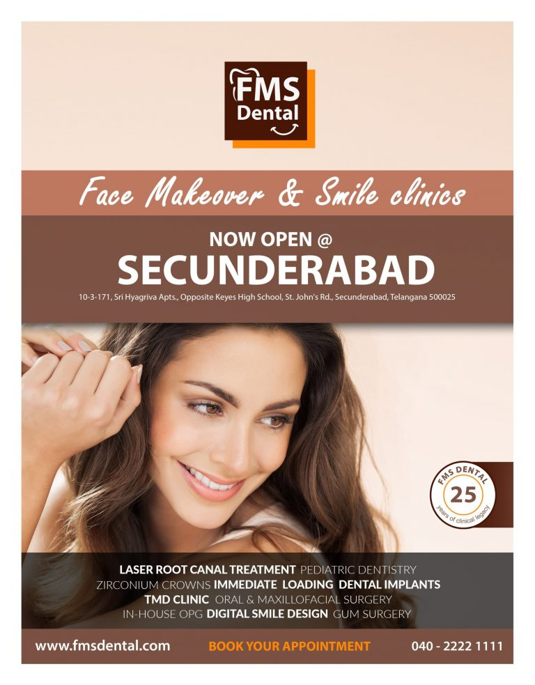 best dental clinic in Secunderabad